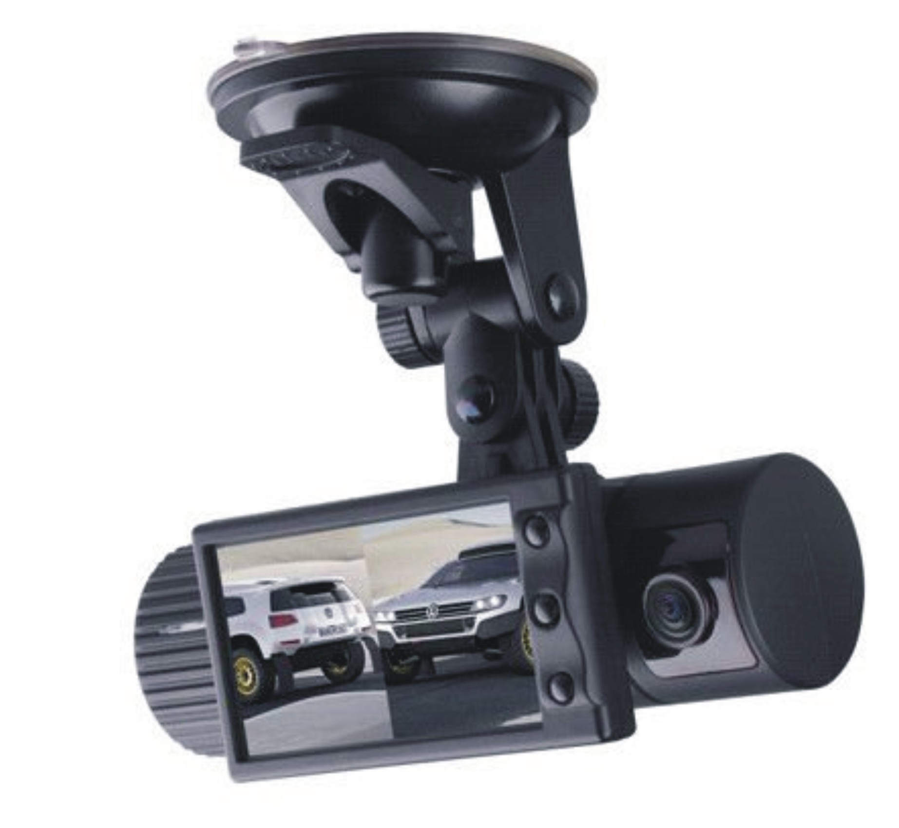 Dual Lens Dashboard Camera In Aizawl