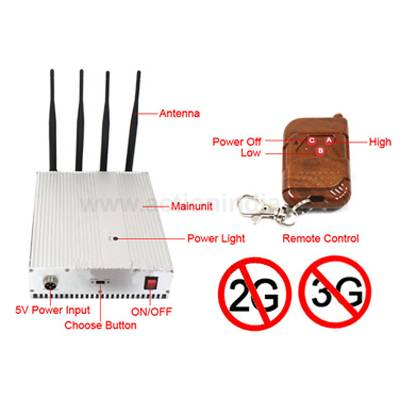 Spy High Power Mobile Jammer In Delhi