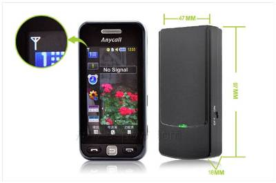 Spy Mini Pocket Mobile Phone Jammer In Delhi