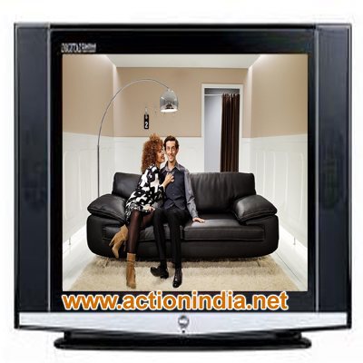Spy Camera In 14 Inches Colour T.V In Shamli