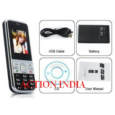Spy Camera In Nokia Phone Touch Screen In Ballabhgarh