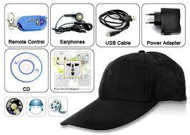Spy Cap Camera Vibration Alert In Delhi