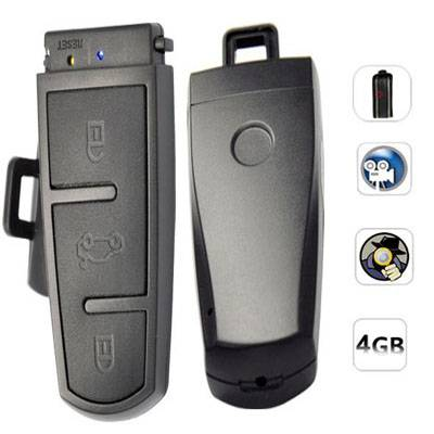 Spy Keychain Camera With Password Protection In Delhi