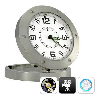 Spy Table Clock Camera In Delhi