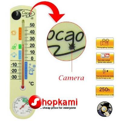 Spy Thermometer Hidden Camera In Sonipat