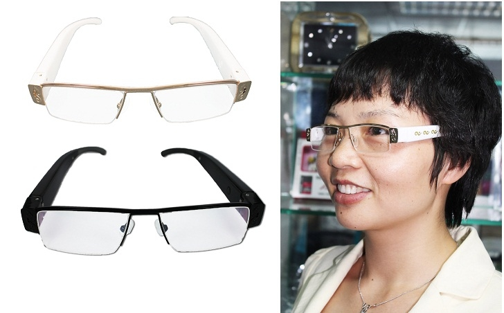 SPY ULTRA THIN NEW MODEL GLASSES CAMERA In Aizawl
