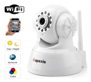 Ptz-Ip-Wifi Internet Camera In Sagar
