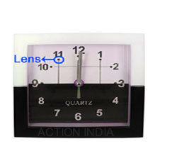 Spy Wall Clock Camera 4gb In Jalandhar