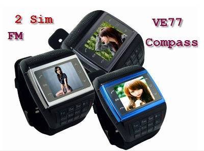 Watch Mobile Phone Double Sim In Delhi