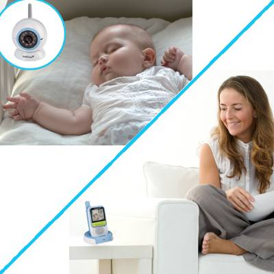 Spy Baby Monitor Camera In Delhi