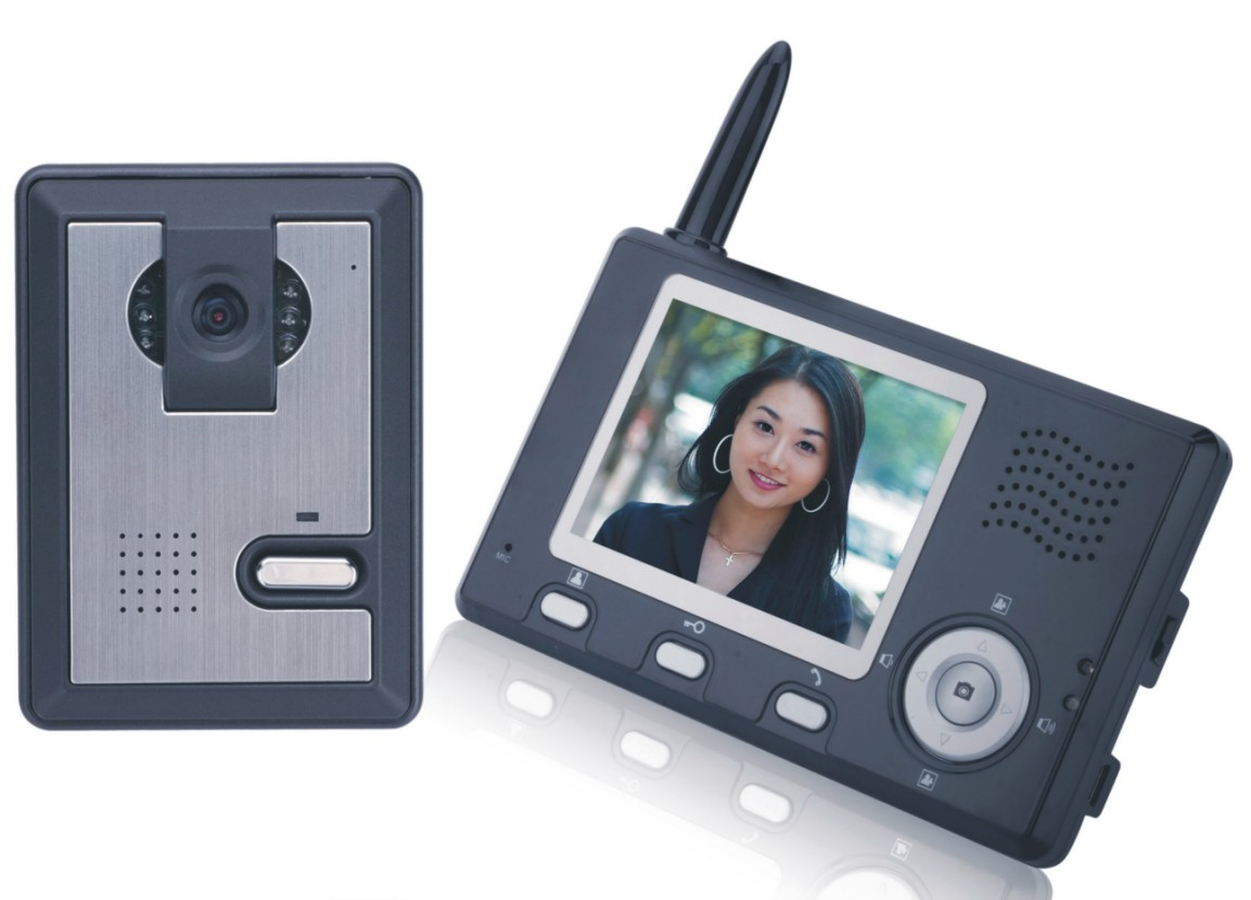 Wireless Door Phone Camera In Arrah