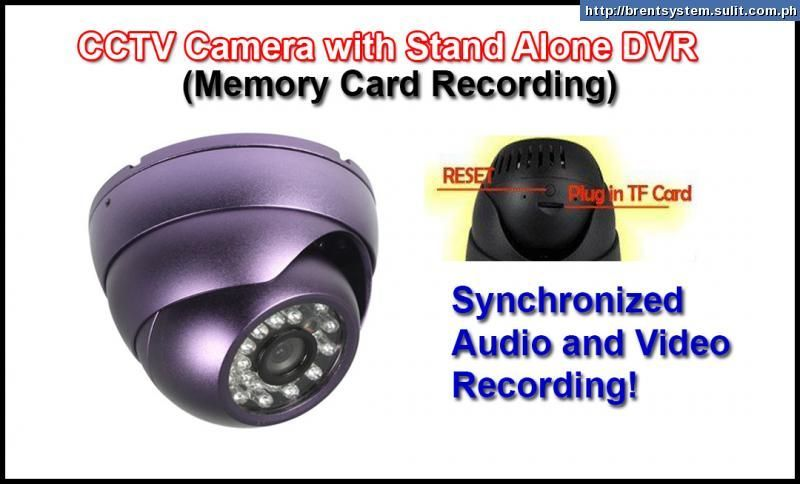 SPY cctv camera with built In Arrah