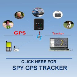 Gps Tracker In Hodal