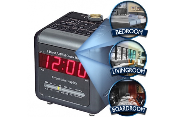 Spy Projection Clock camera In Delhi India