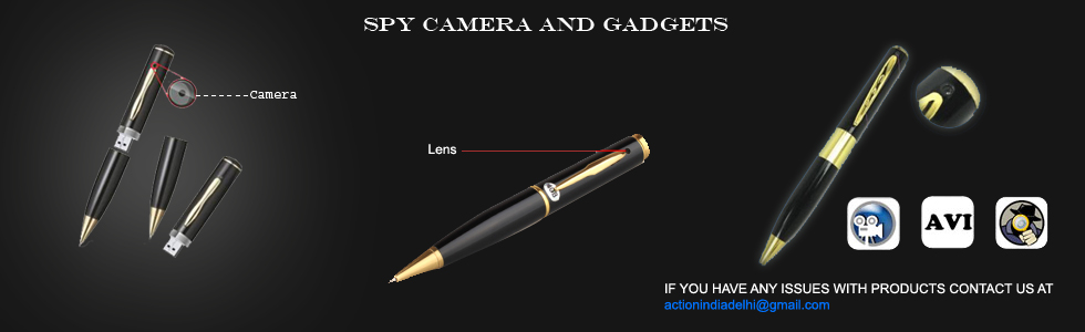 Spy Camera Banner In Bilaspur