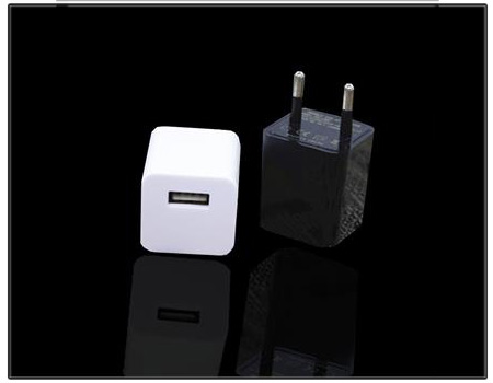 Voice Activated Spy Wall Charger