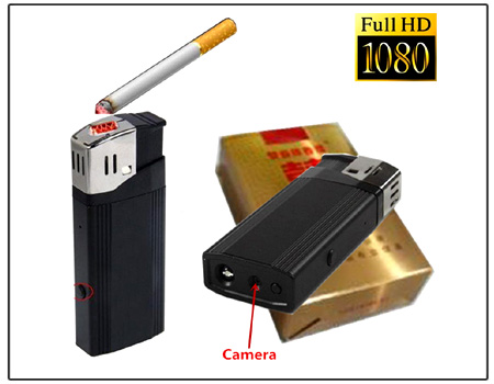 Spy Lighter Camera