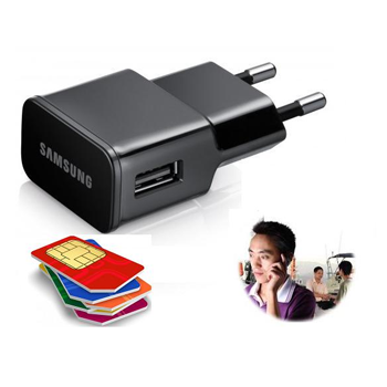 Gsm microphone samsung charger