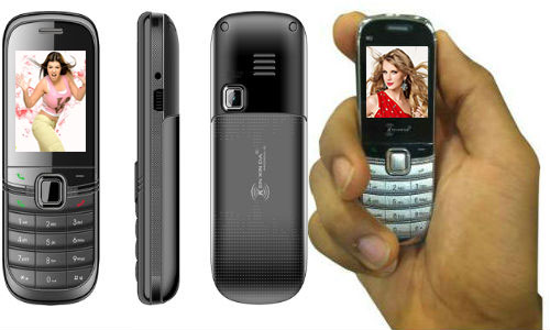 Smallest Mobile Phone In The World